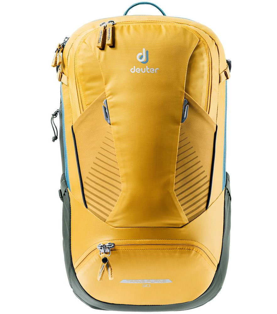 Рюкзак Deuter Trans Alpine 30 curry-ivy
