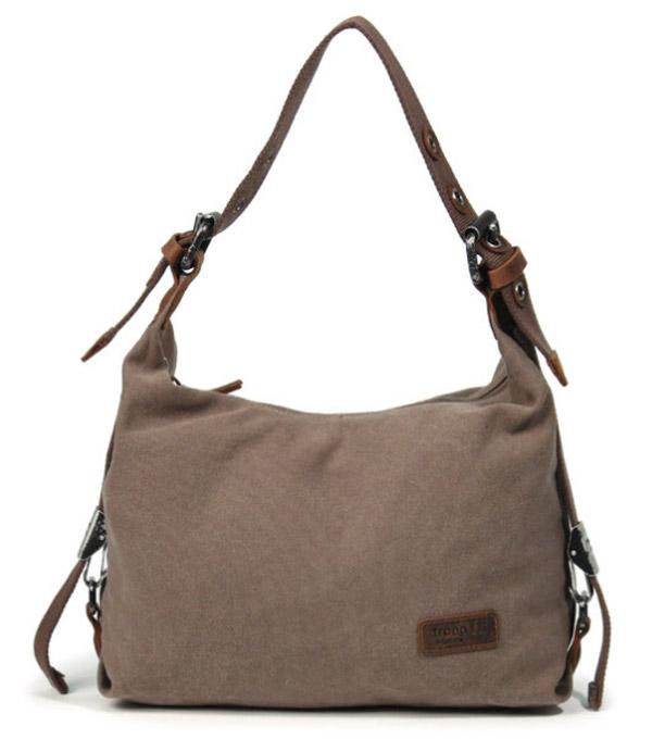Женская сумка TroopLondon 0015 brown