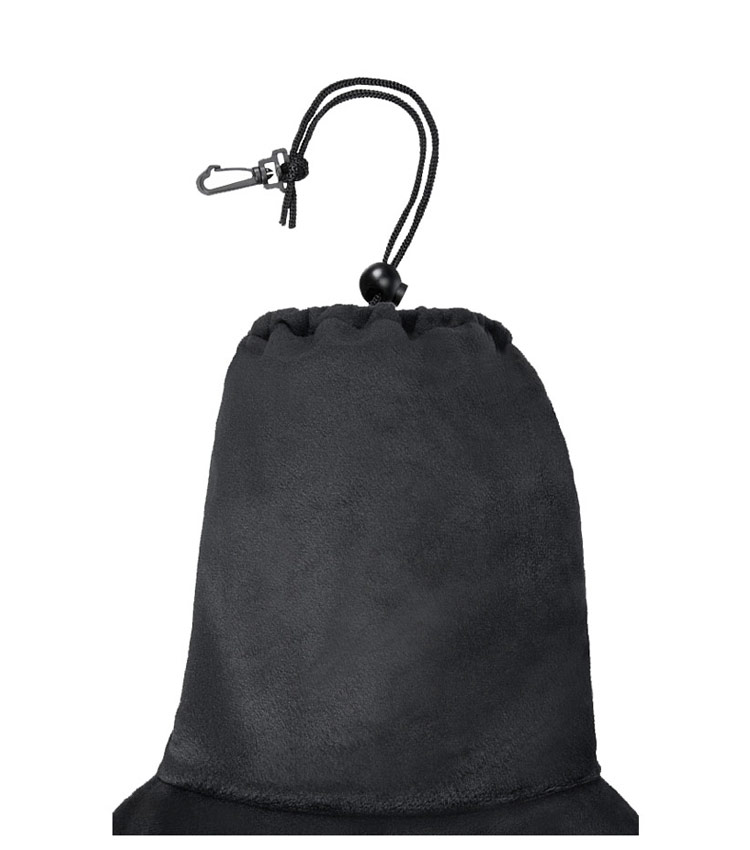 Подушка дорожная Samsonite TRAVEL U23*09319 black