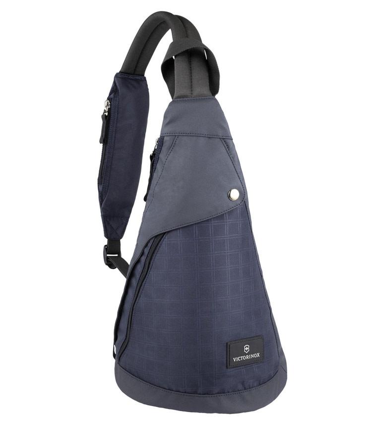 Рюкзак на одной лямке Victorinox Monosling navy