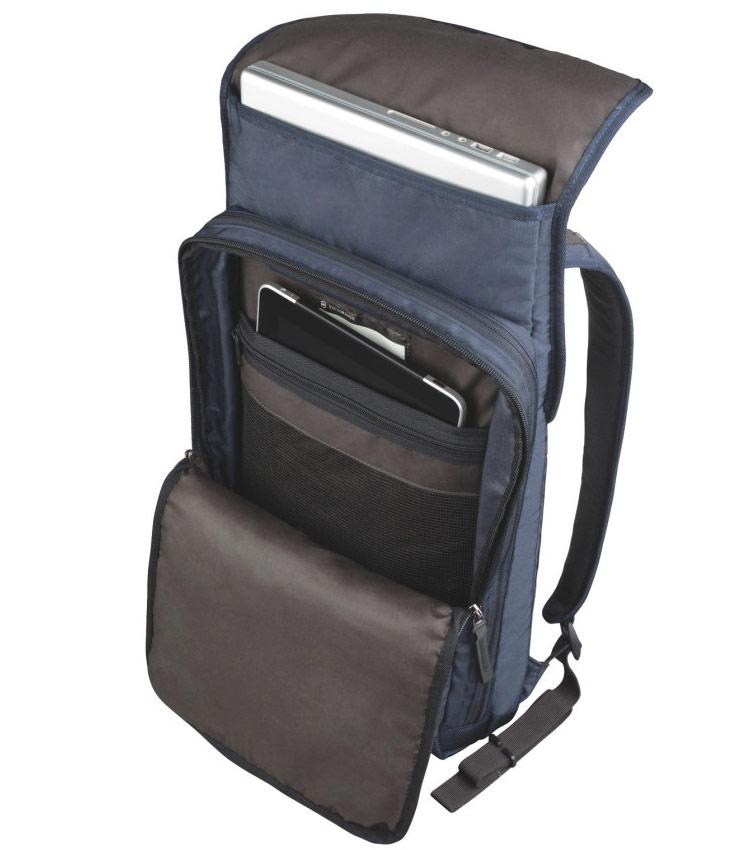 Рюкзак Victorinox Flapover-2 15 black