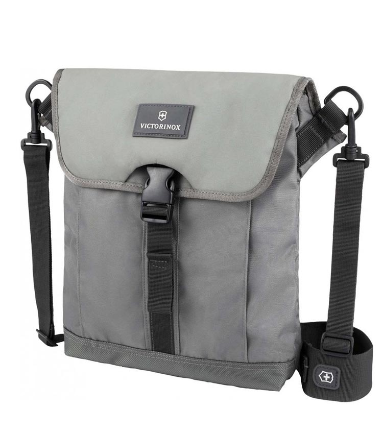 Сумка плечевая Victorinox Flapover Bag grey