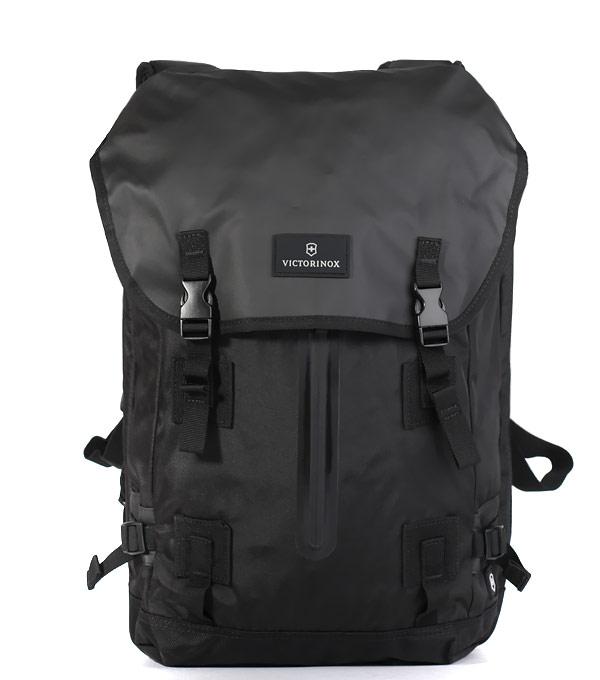 Рюкзак Victorinox Flapover 17 black