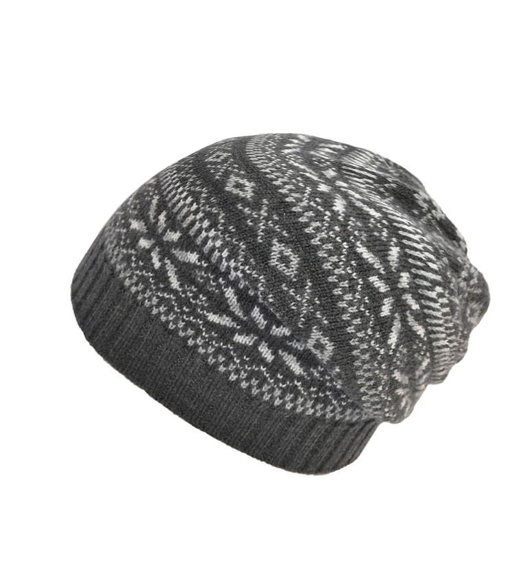 Шапка WAG Топ116 antr-grey