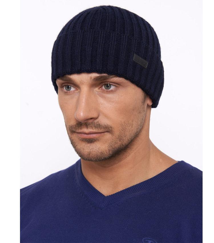 Мужская шапка WAG Топ42 antracyt