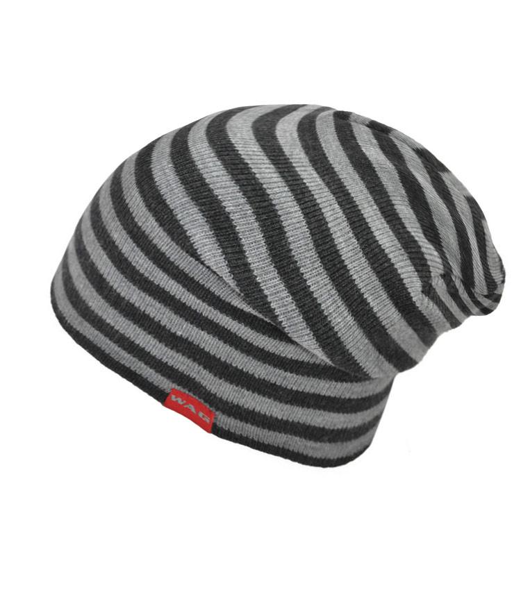 Шапка WAG Топ500 У grey-stripe