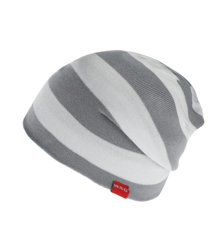 Шапка WAG Топ500 Ш grey-white