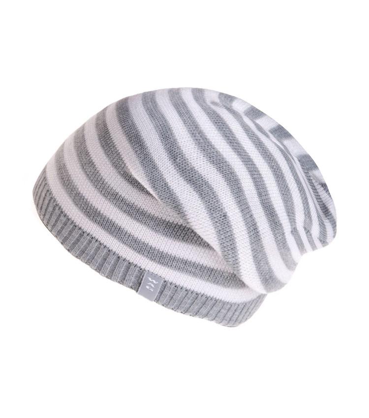 Шапка WAG Т2820 grey-white