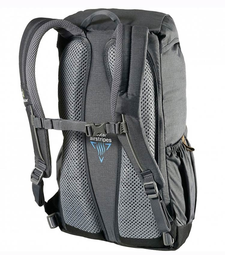 Рюкзак Deuter Walker 20 anthracite-black