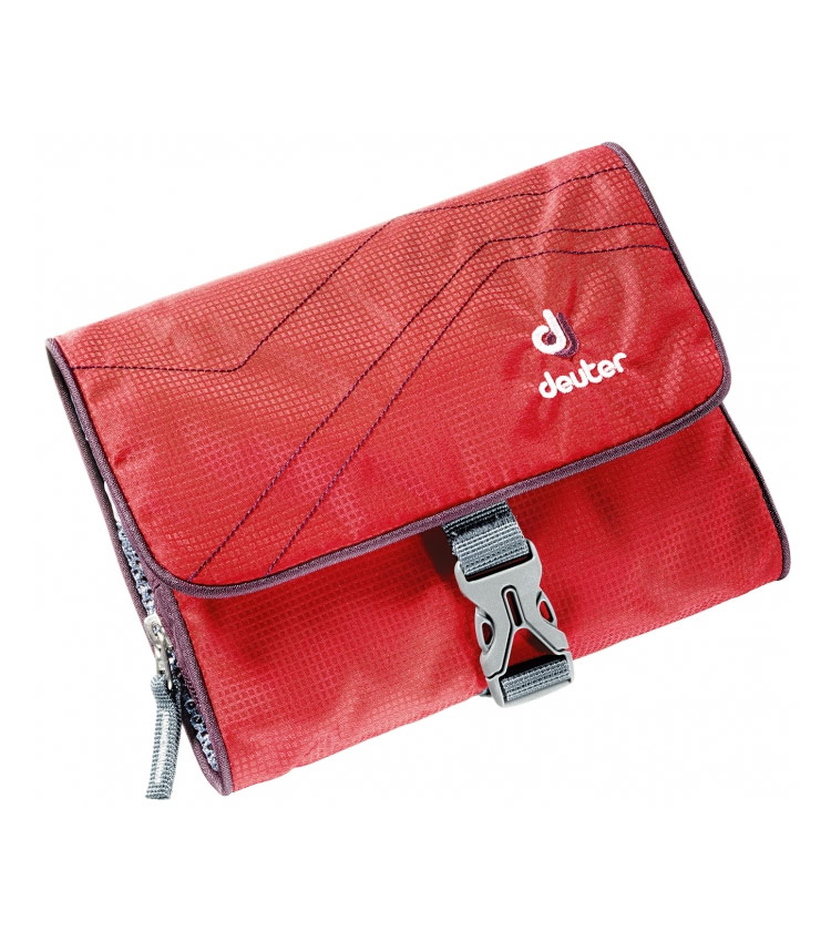 Несессер Deuter Wash bag I fire-aubergine