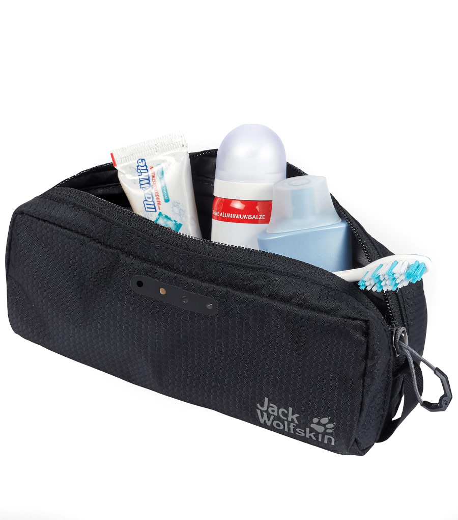 Несессер Jack Wolfskin WASHBAG AIR Black