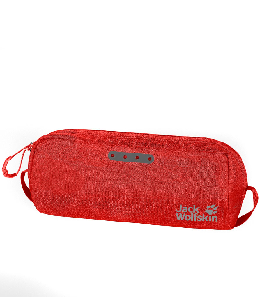 Несессер Jack Wolfskin WASHBAG AIR Lava Red