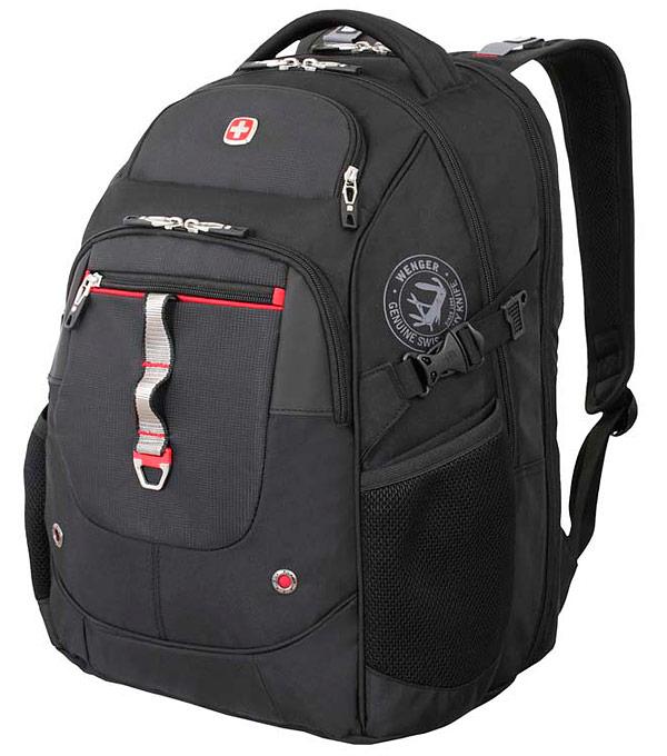 Рюкзак Wenger 6968201408 15 black/red