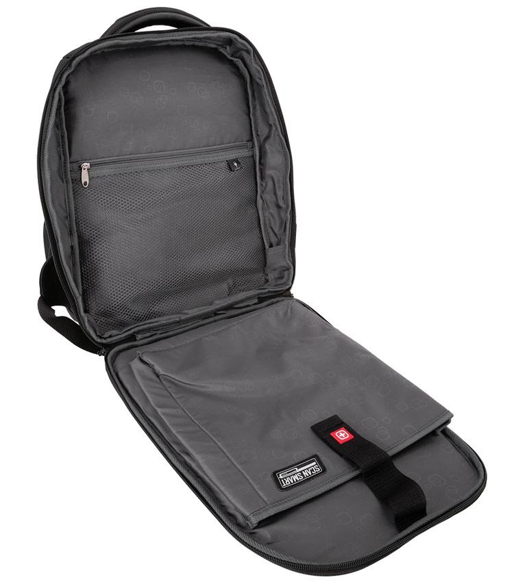 Рюкзак для ноутбука WENGER WG 6392 ScanSmart 15