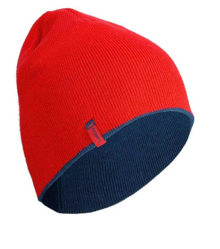 Шапка двухсторонняя WEDZE REVERSE blue-red