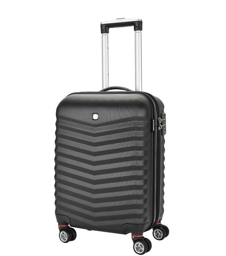 Малый чемодан спиннер Fribourg WENGER SW32300252 (54 см)
