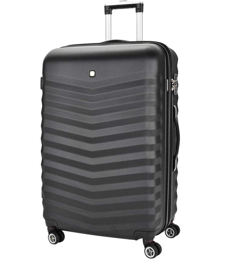 Большой чемодан спиннер Fribourg WENGER SW32300277 (77 см)