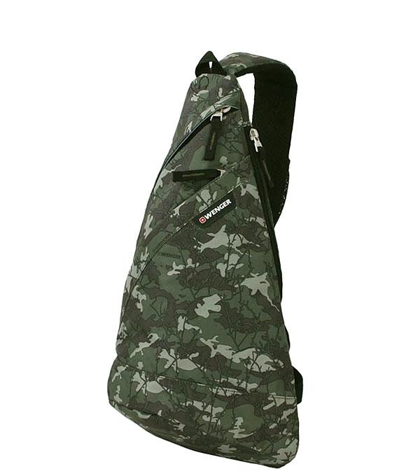Рюкзак на одной лямке Wenger SA2310 camo