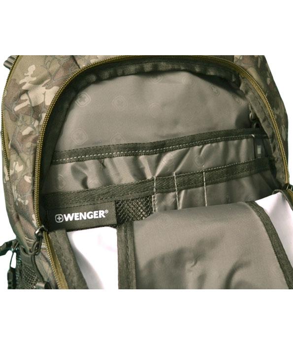 Рюкзак Wenger WG6659 green