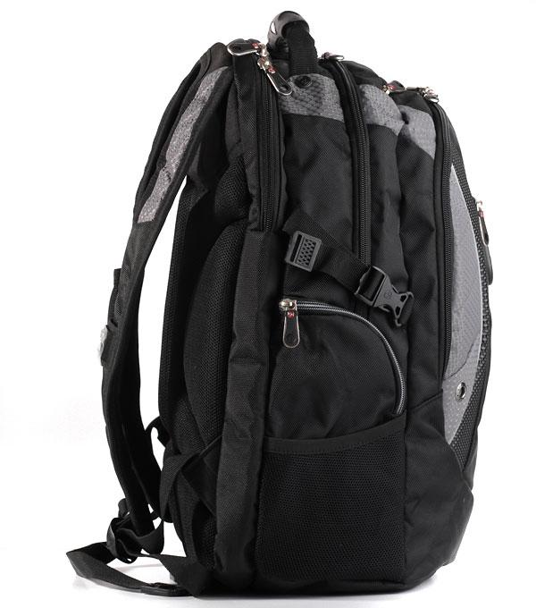 Рюкзак Wenger SA1015 black