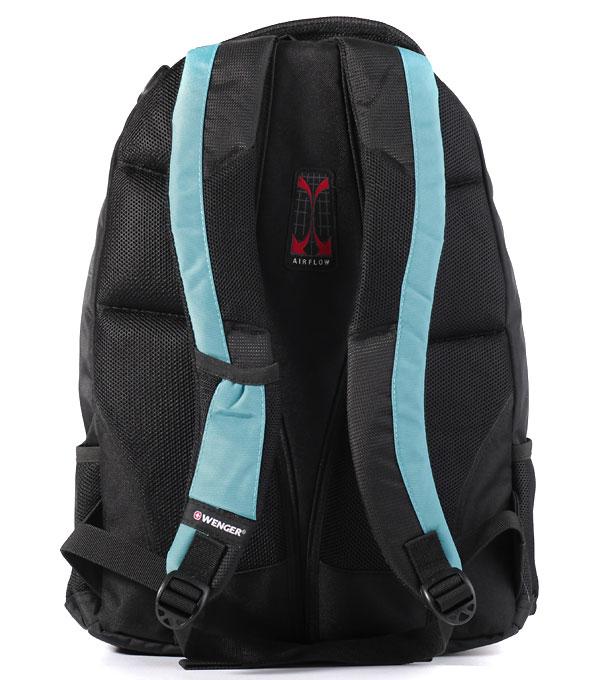 Рюкзак Wenger SA1186 black-blue
