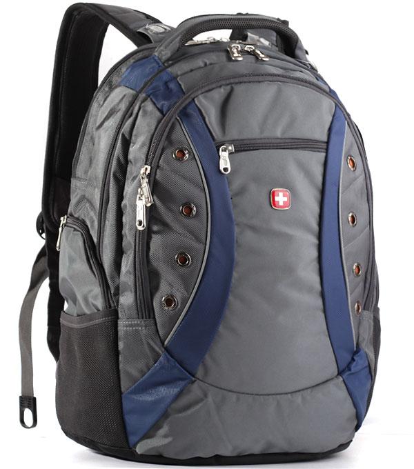 Рюкзак Wenger SA1191 grey-blue