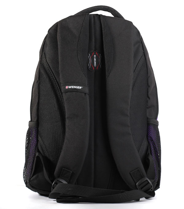 Рюкзак Wenger SA1385 black-purple