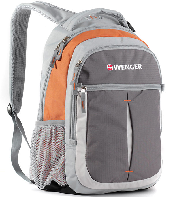 Рюкзак Wenger SA1385 grey-orange
