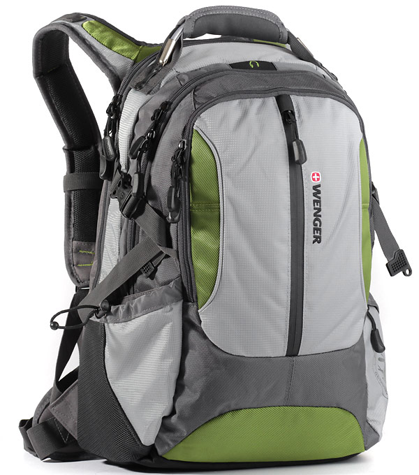Рюкзак Wenger SA1591 grey-green