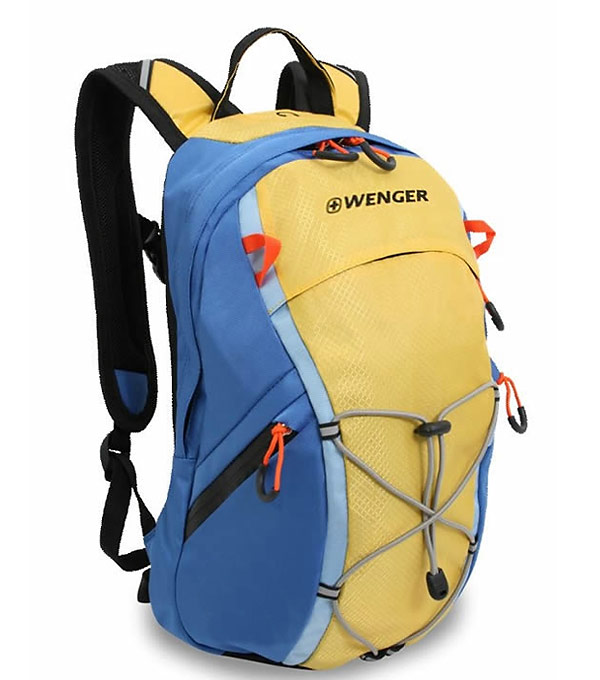 Рюкзак Wenger SA3052 yellow-blue
