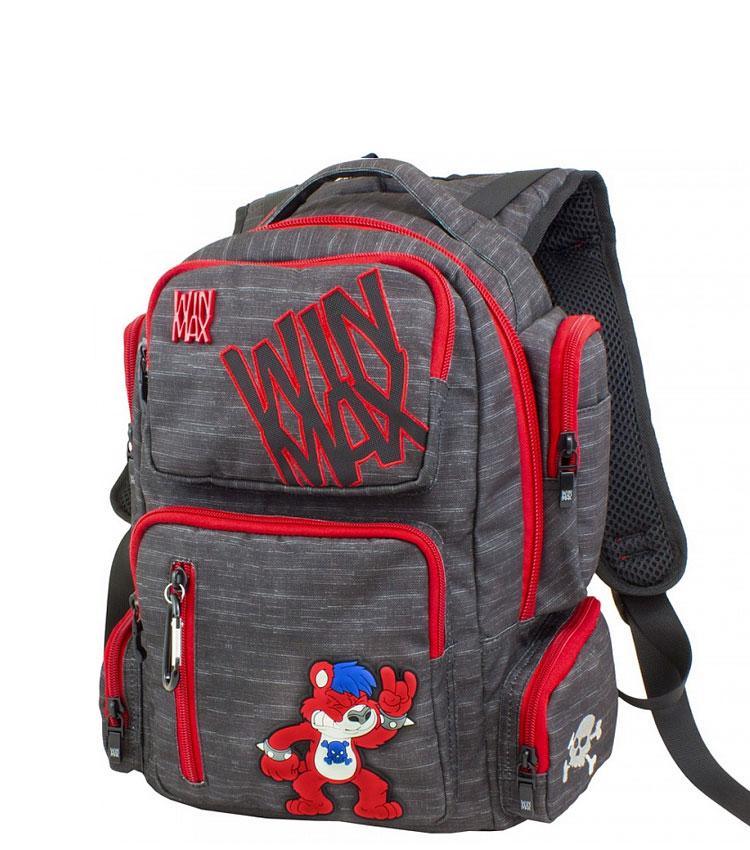 Рюкзак школьный WINmax К-544