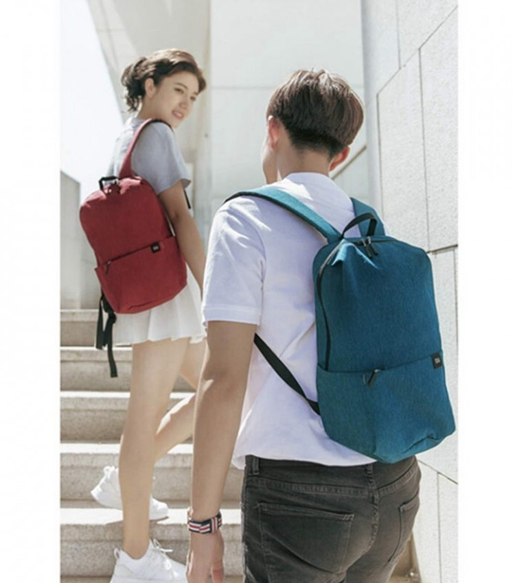 Рюкзак Xiaomi Mi Casual Daypack Bright Blue