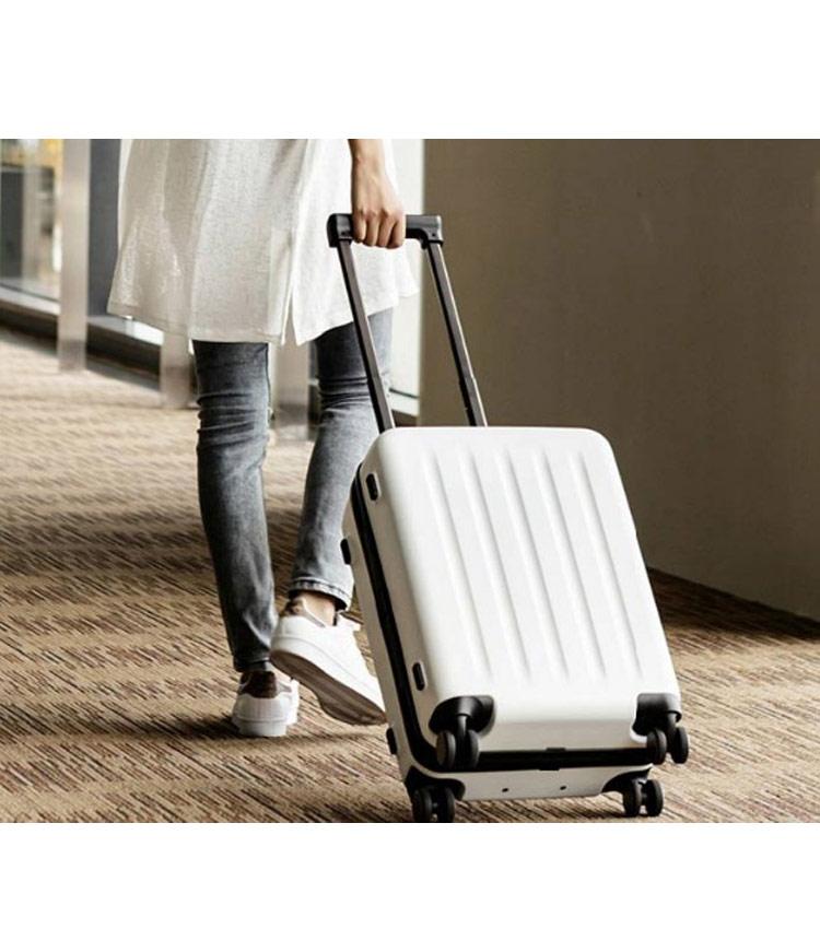 Малый чемодан спиннер Xiaomi Mi Trolley 90 Points 20 blue