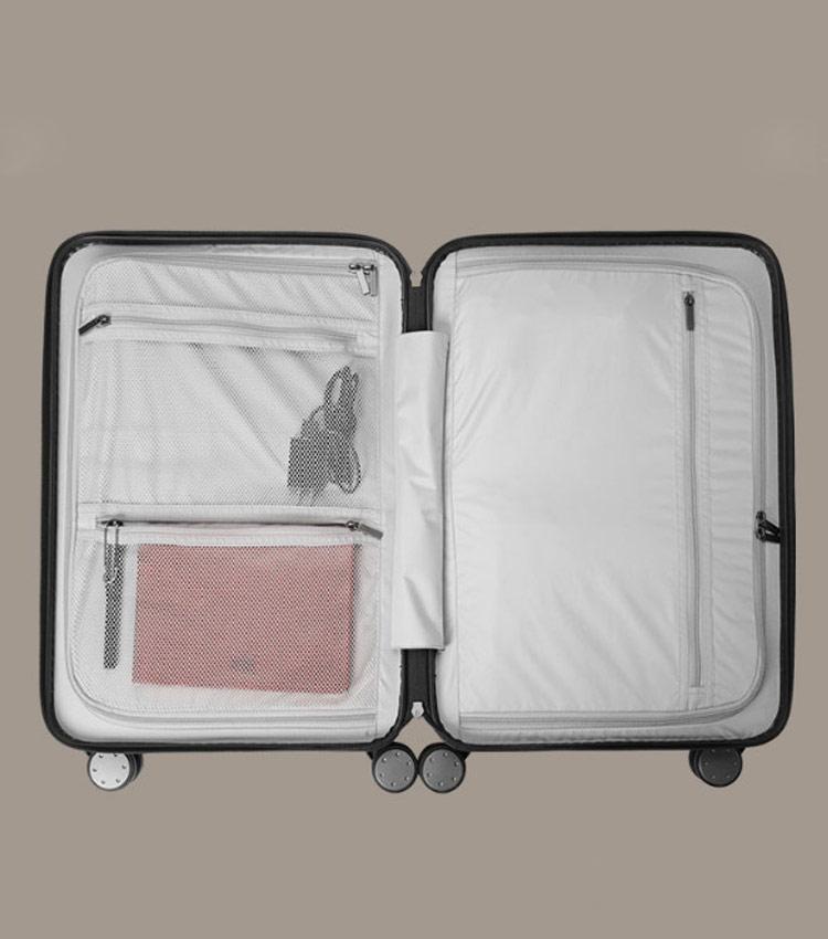 Малый чемодан спиннер Xiaomi Mi Trolley 90 Points 20 grey