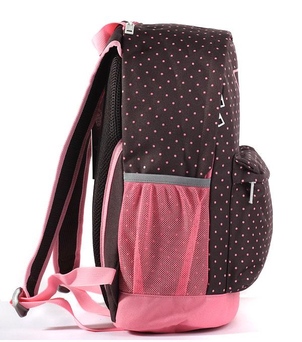 Рюкзак Yeso Corsica brown-pink