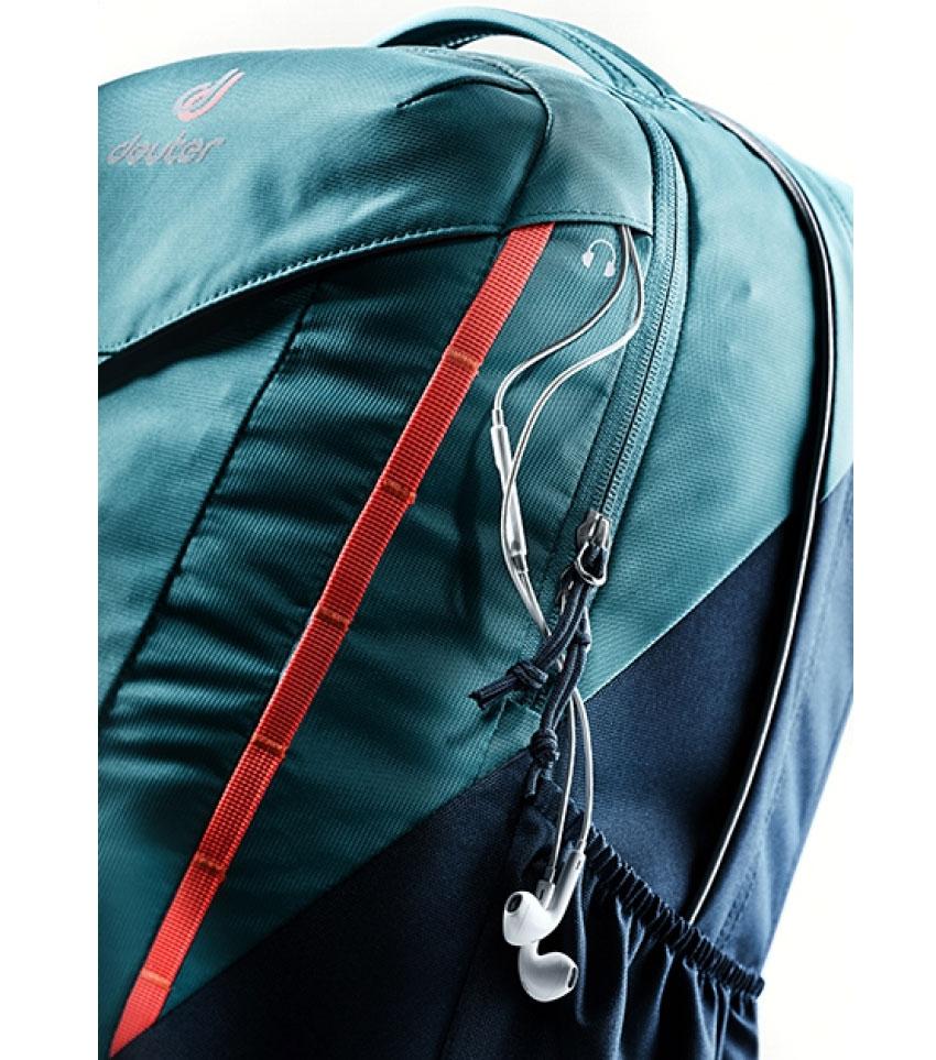 Школьный рюкзак Deuter Ypsilon black
