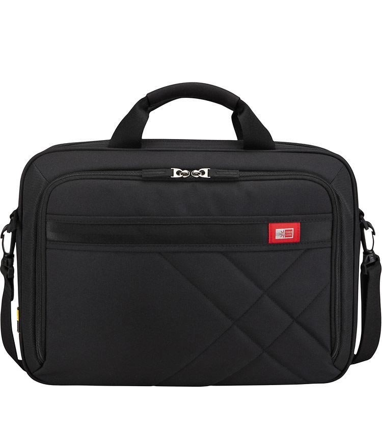 Сумка для ноутбука 17 Case Logic DLC-117 Black