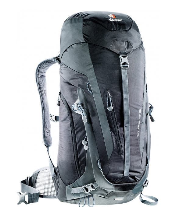 Рюкзак Deuter ACT Trail 36 EL black-granite