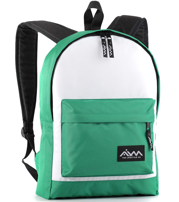 Рюкзак Aim Take green-white