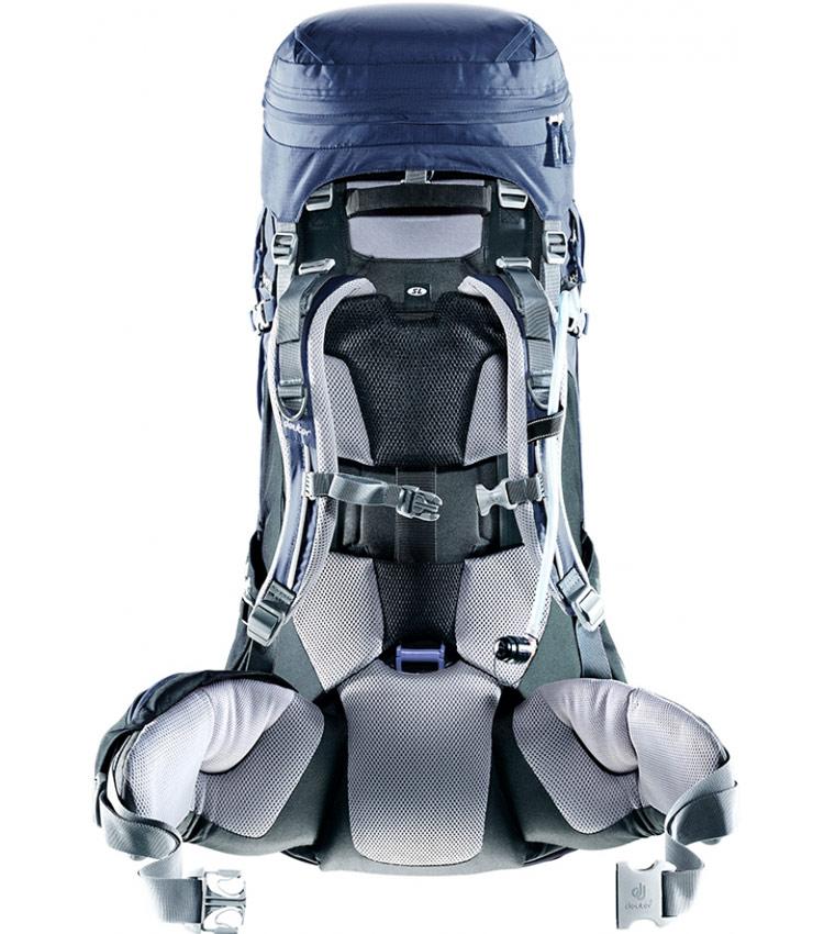 Туристический рюкзак Deuter Aircontact PRO 70 +15 midnight-navy