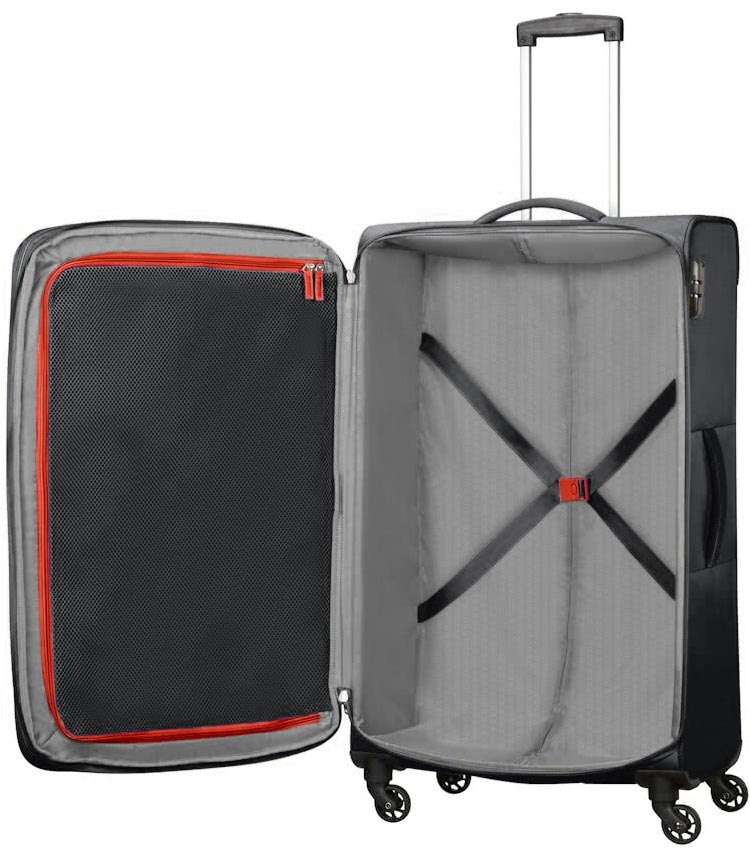 Большой чемодан American Tourister 39G*09904 Rally Spinner (80 см)