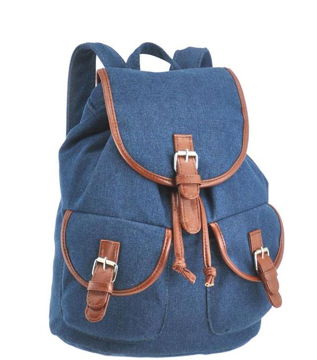 Рюкзак Asgard R-5594 jeans blue