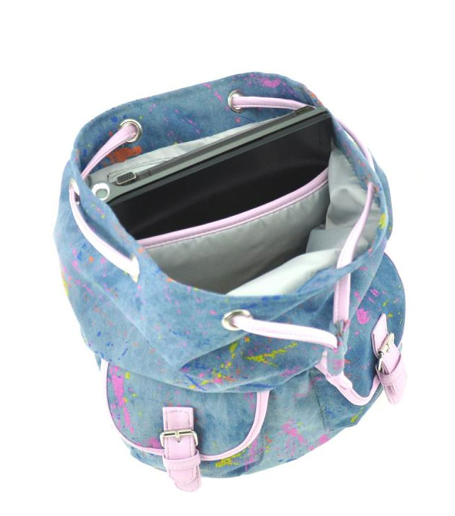 Рюкзак Asgard R-5594 jeans marbled blue