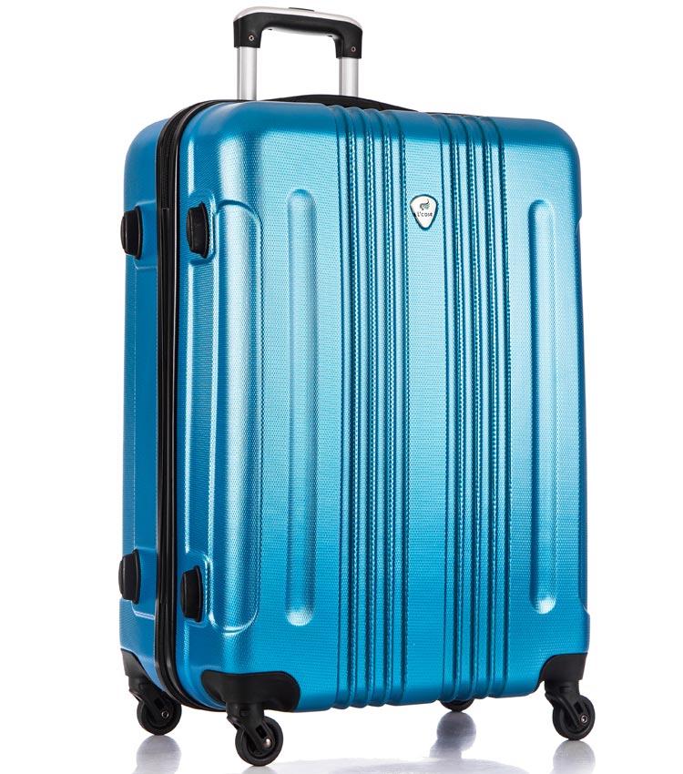 Большой чемодан спиннер Lcase Bangkok blue (72 см)