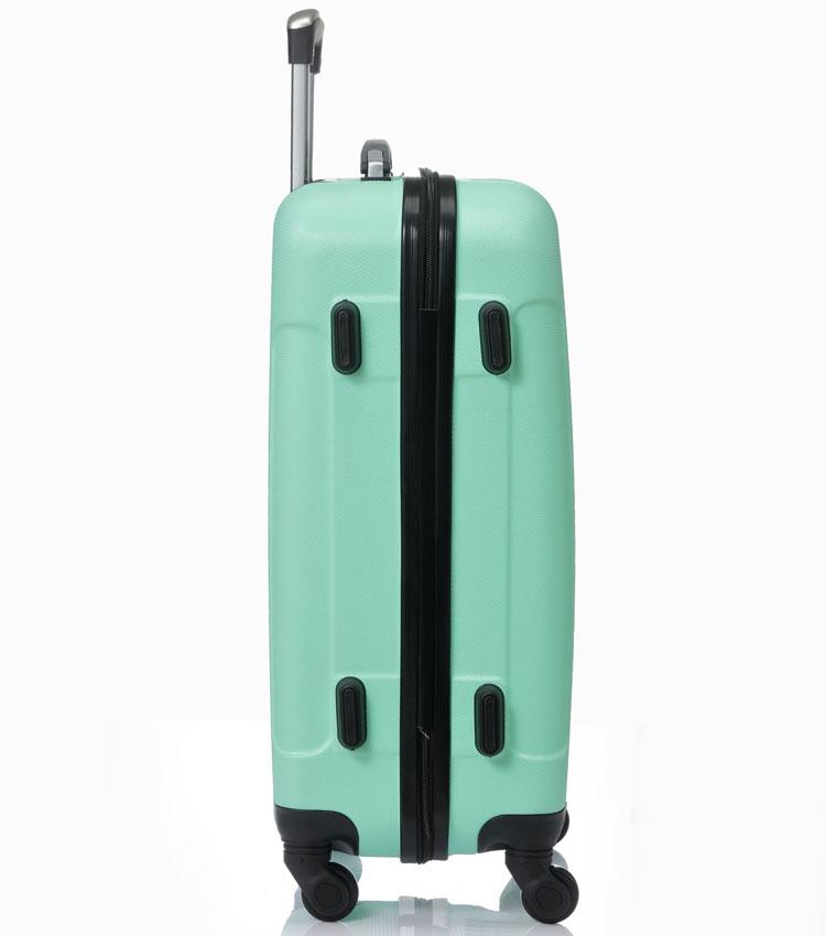 Большой чемодан спиннер Lcase Bangkok mint (72 см)