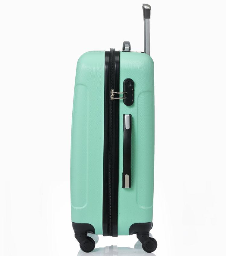 Малый чемодан спиннер Lcase Bangkok mint (55 см ~ручная кладь~)