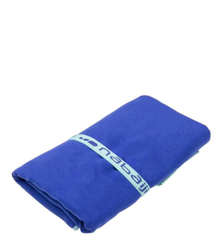 Полотенце из микрофибры размер L NABAIJI - blue
