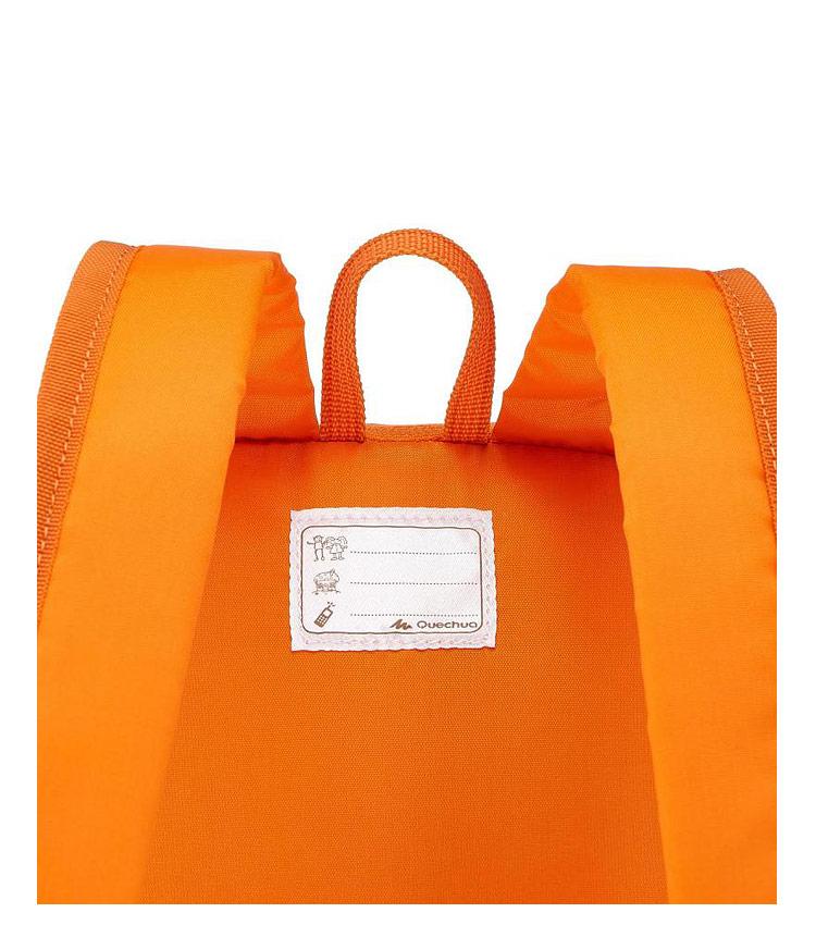 Детский рюкзак ARPENAZ QUECHUA - blue-orange