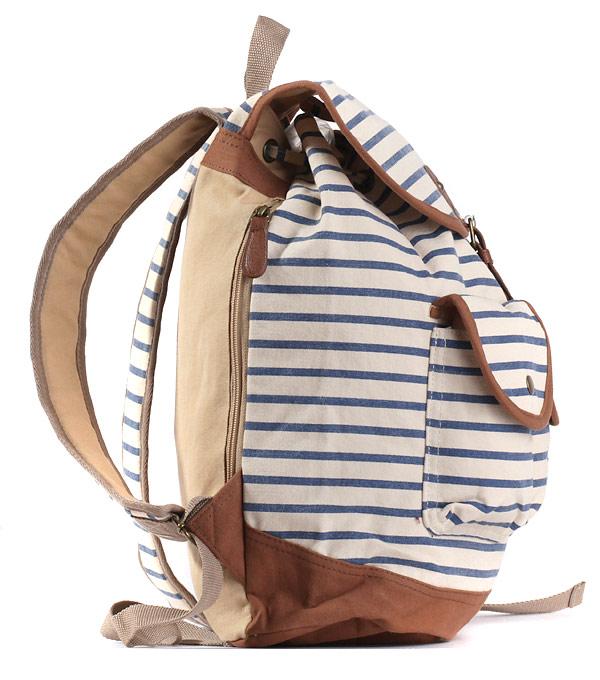 Рюкзак Bonjour Vigtour stripe blue
