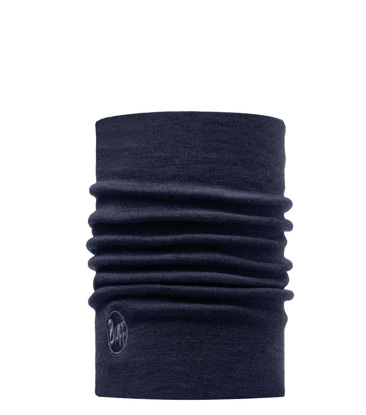 Теплый шарф-труба Buff Wool Heavyweight Merino Denim